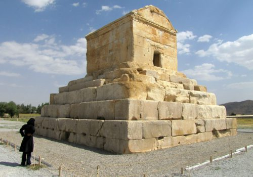 Persia-Tomb-of-Cyrus-the-Great-Passargad-530BC